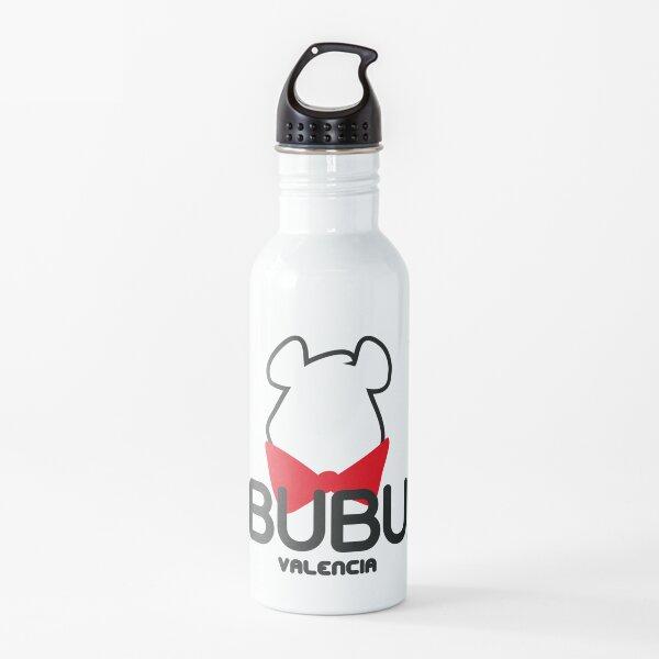 Bubu logo (for light colours) Water Bottle
