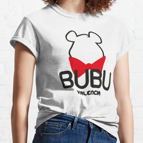Bubu logo (for light colours) Classic T-Shirt