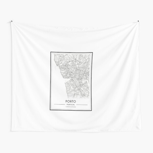 PORTO PORTUGAL Street Sign Portuguese flag city country road wall gift
