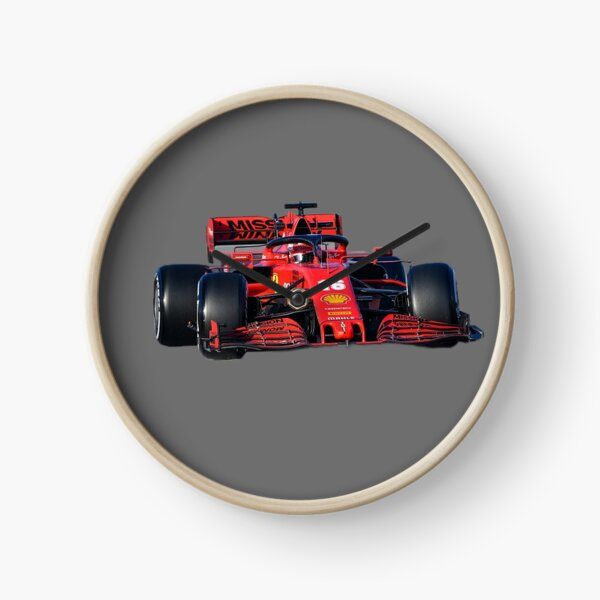 2020 Ferrari SF1000 F1 Car Clock
