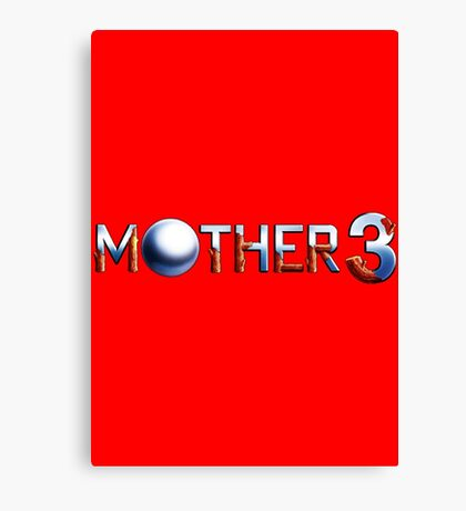 Mother 3 Canvas Print