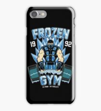 Frozen Gym iPhone Case/Skin