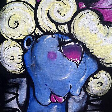 Blondie by siara