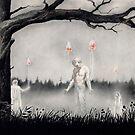 """BloodFeed"" by Sergei Rukavishnikov by Alenka Co"