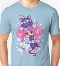 Sailor Mini Moon & Space Kitties T-Shirt