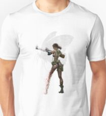 Silent Mercenary Unisex T-Shirt
