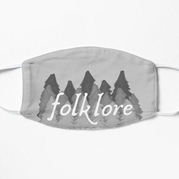 Taylor Swift Folklore Mask
