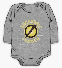 Sunnydale Lumber One Piece - Long Sleeve