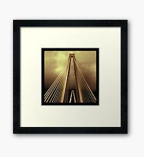 Arthur Ravenel Jr. Bridge - Charleston, SC #4 Framed Print