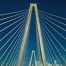 Arthur Ravenel Jr. Bridge - Charleston, SC #11 by Edith Reynolds