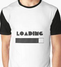 Retro loading Graphic T-Shirt