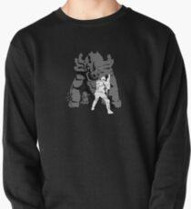 Onos verses Marine  Pullover Sweatshirt