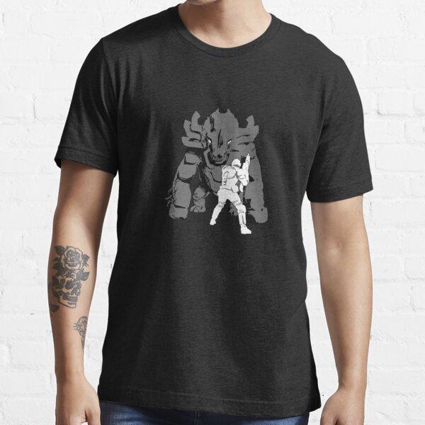 Onos verses Marine  Essential T-Shirt