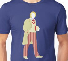 The Fifth Doctor - Doctor  Who - Peter Davison  Unisex T-Shirt