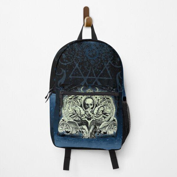 Animal Skull, Horror & Magic Backpack