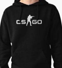 CSGO - White Pullover Hoodie