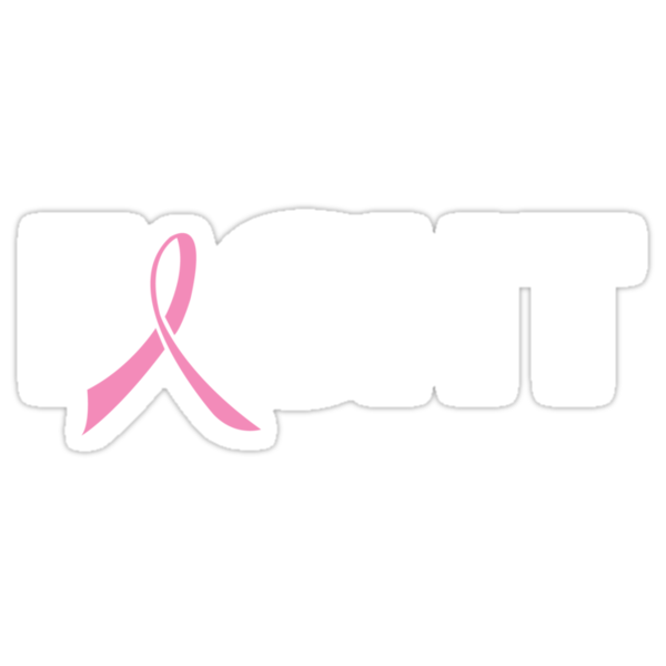 Fight Ribbon for Breast Cancer by causes