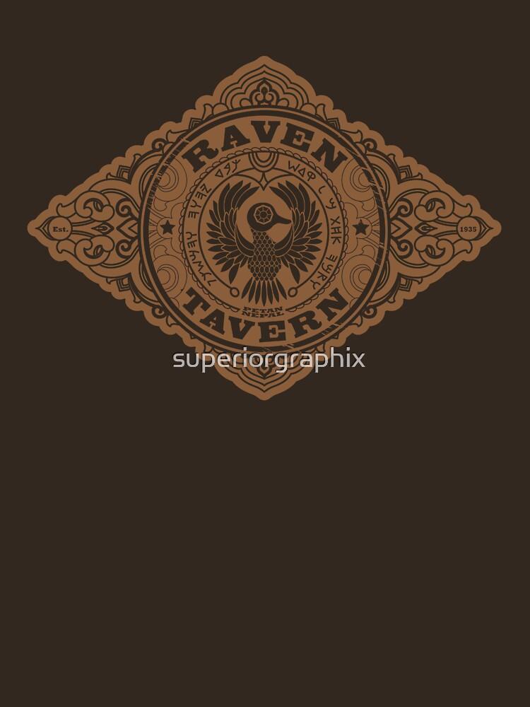 Raven Tavern | Unisex T-Shirt