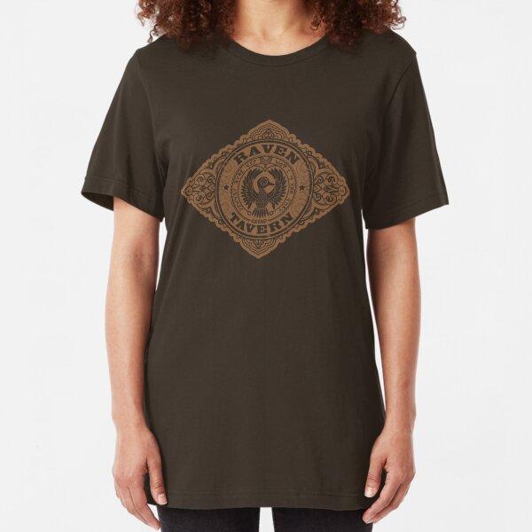 Raven Tavern Slim Fit T-Shirt