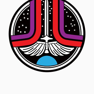 Last Starfighter DECAL by superiorgraphix