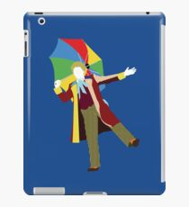 The Sixth Doctor - Doctor Who - Colin Baker iPad Case/Skin