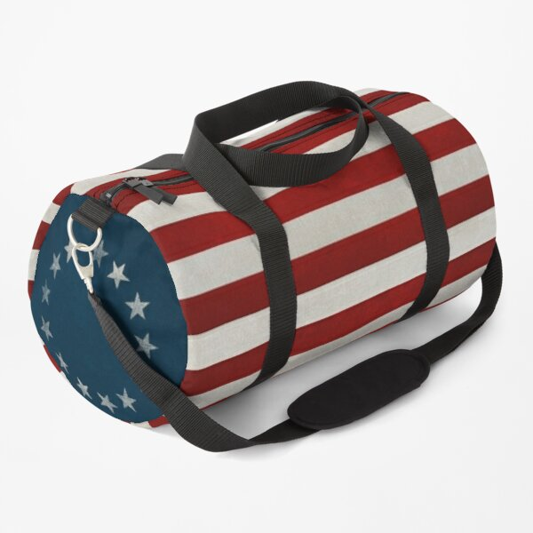 The Original Patriot. American Hero. Duffle Bag