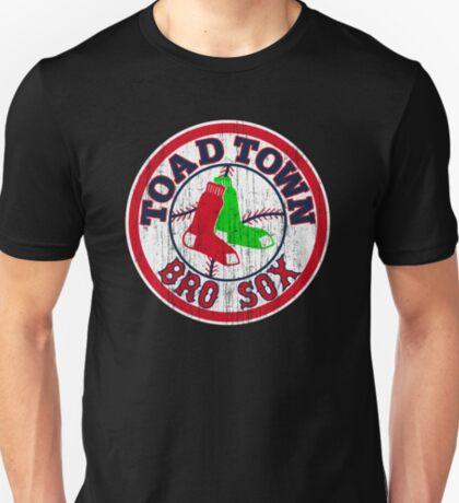 Toad Town Bro Sox T-Shirt