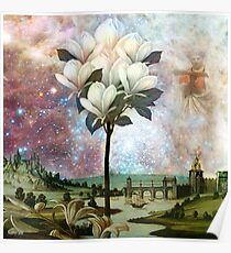 The Angel and the Magnolia Tree Poster