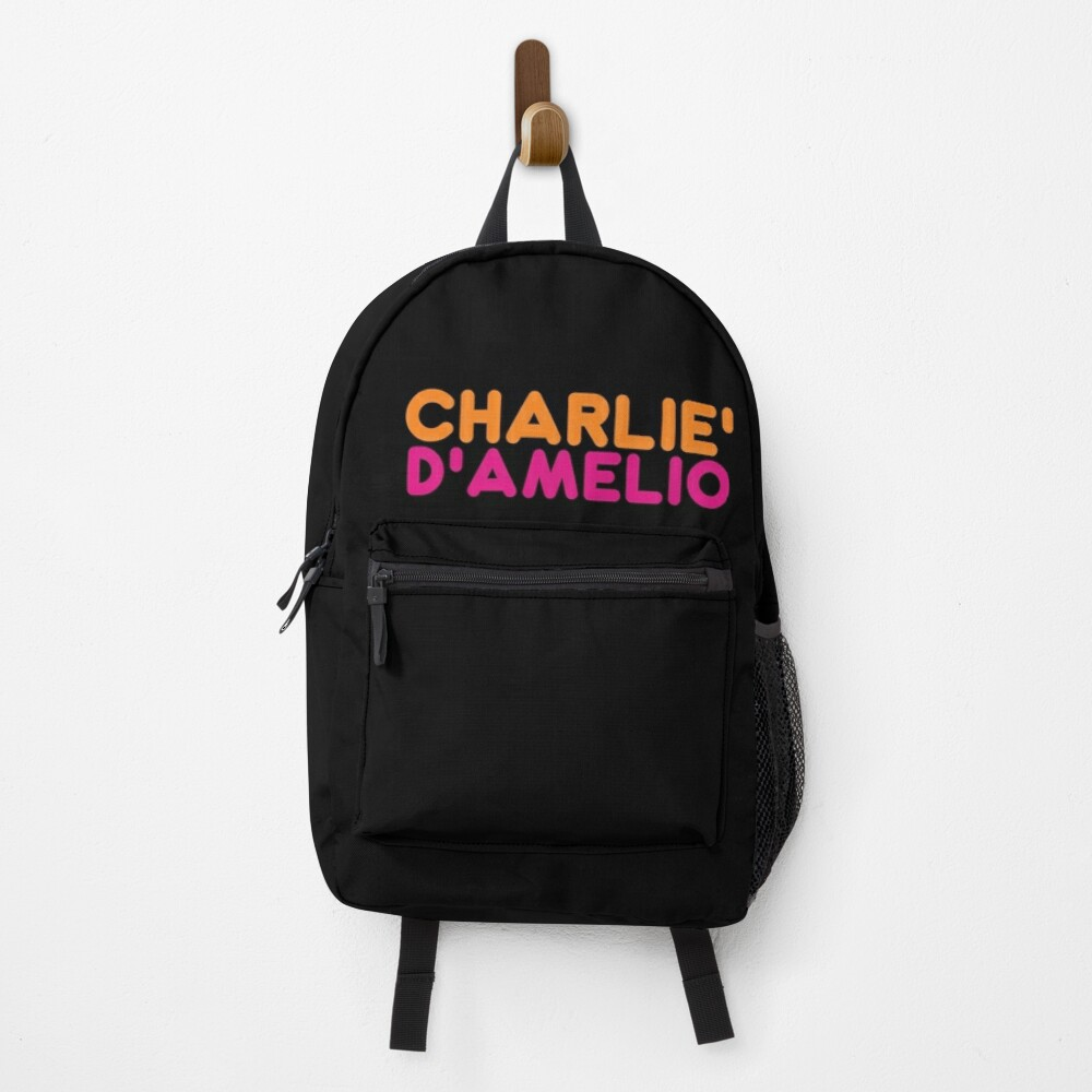 Charli D amelio | Dunkin Font Black
