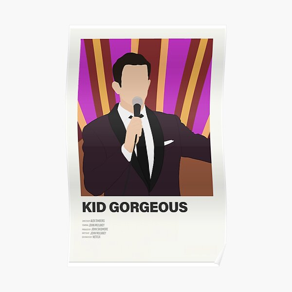 Kid Gorgeous film poster Poster