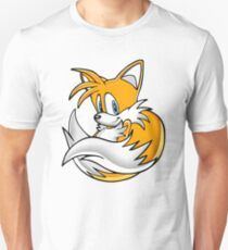 Tails the Fox Unisex T-Shirt