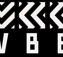 DVBBS LOGO Sticker