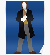 The Eighth Doctor - Doctor Who - Paul McGann Poster