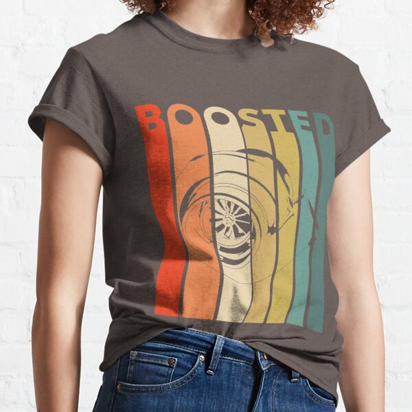 Boosted Turbo - Fat T Classic T-Shirt