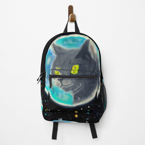 Cats rule the world Backpack