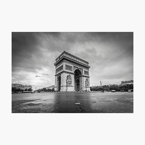 Arc de Truimphe Photographic Print