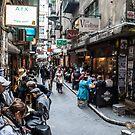 City Life (Melbourne) by Kathie Thomas