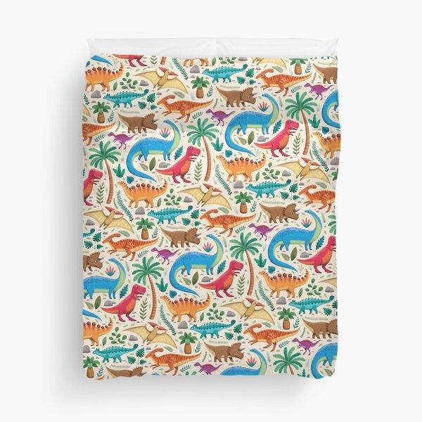 Dinosaurs! Duvet Cover
