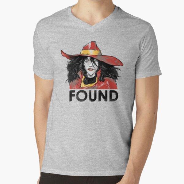 Found V-Neck T-Shirt