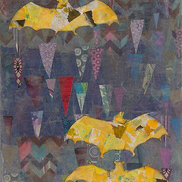 Bats by tinybuffalo