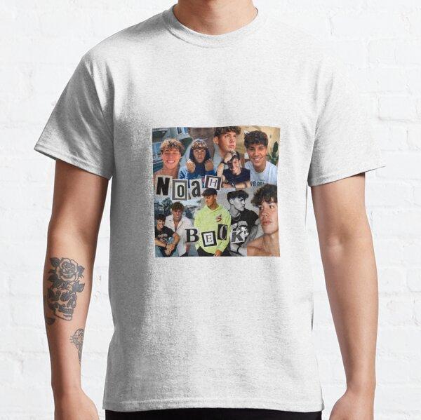 Noah Beck collage Classic T-Shirt