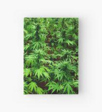 Marijuana (Weed) Hardcover Journal
