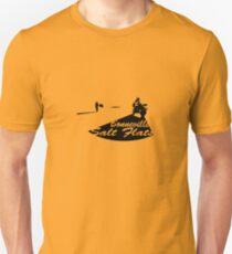 Bonneville Salt Flats Motorcycle Design T-Shirt