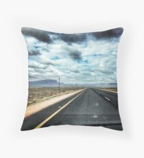 Travelling Throw Pillow