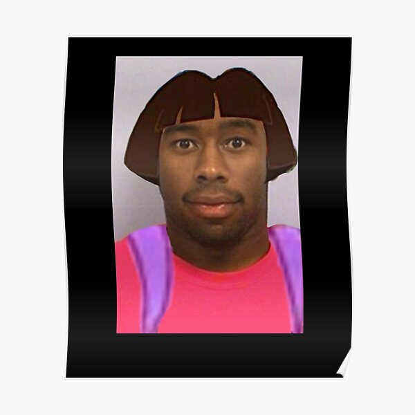 Tyler the DORA Tyler.The Creator - Poster