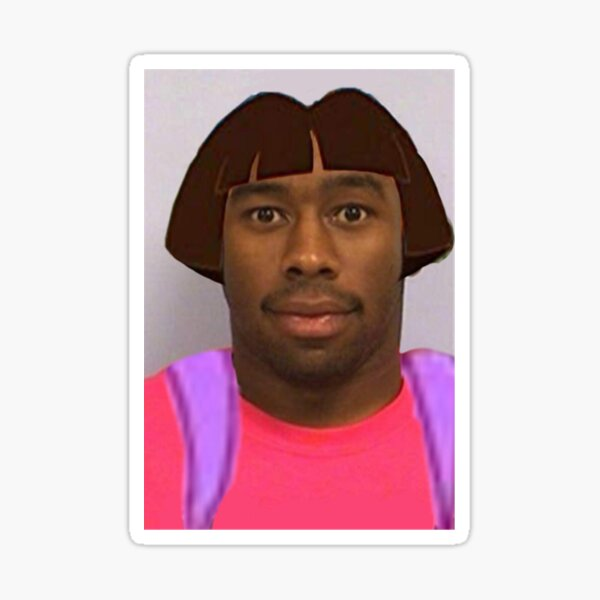 Tyler the DORA Tyler.The Creator - Sticker