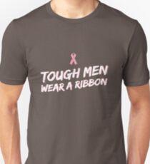 Tough Men Wear a Ribbon T-Shirt