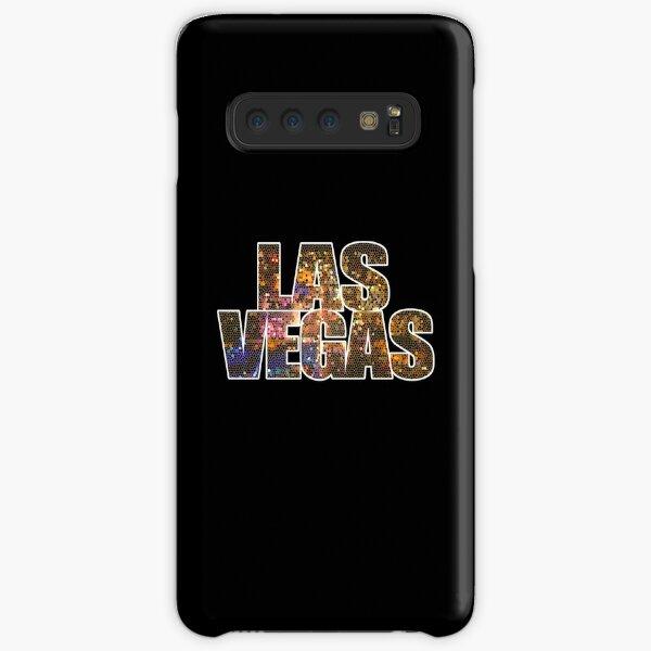 Las Vegas Strip Sin City Glamor Casino Nevada USA Samsung Galaxy Snap Case