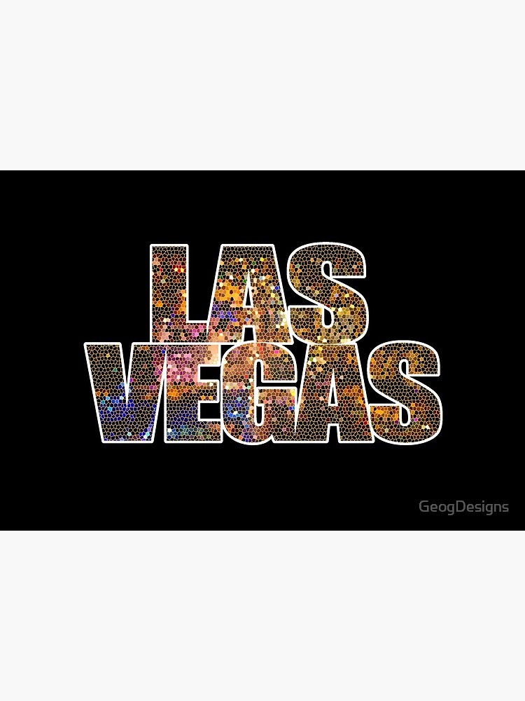 Las Vegas Strip Sin City Glamor Casino Nevada USA by GeogDesigns