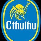 Cthulhu gone Bananas! by sinistergrynn